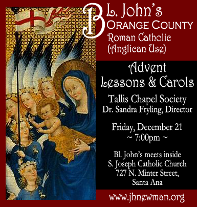 Lessons and Carols 2012
